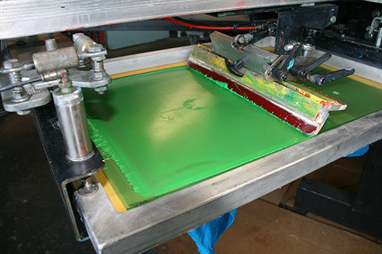 Printing the green